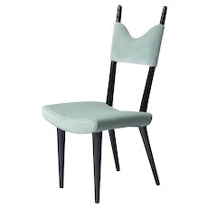 "Jean Royere set of 5 ""baltique"" chairs"