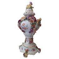 Vases in porcelain