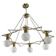 Pagoda Hanging Lamp Vienna 1935