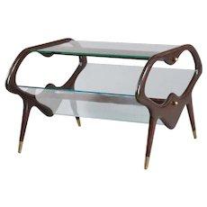 Coffee Table Designed Cesare Lacca, Italy, 1950