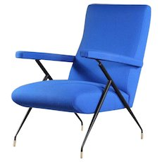 Italian Lounge Chair Attributed Ico Parisi, 1960