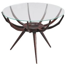 Coffee Table Attributed to Carlo de Carli, Italy, circa 1952