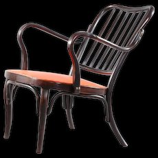Armchair Model A 752 by Josef Frank for Thonet, 1960s