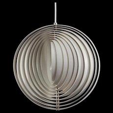 Original Pendant Suspension Moonlight Designed Verner Panton, 1960