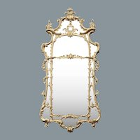 Large Chippendale Mirror
