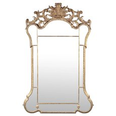 Large Baroque Mirror
