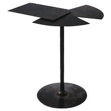 """Pierre Chareau reedition """"Fan"""" table"""