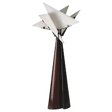"Pierre Chareau reedition ""Nun"" desk lamp"