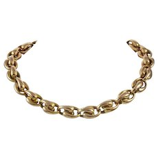 Boucheron 18K Yellow Gold Necklace