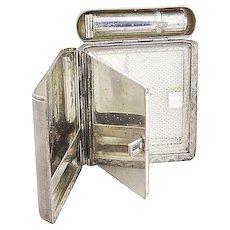 Buccellati Sterling Silver Minaudière