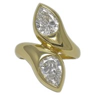 Bvlgari Moi & Toi 18K Yellow Gold Ring