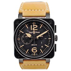 Bell & Ross BR March 94 Heritage BR 03-94