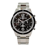 Bell & Ross 126 Automatic Chronograph Original Black