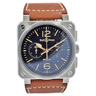 Bell & Ross BR 03-94 Golden Heritage Watch