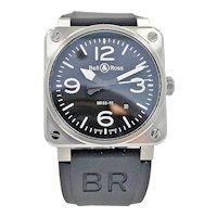 Bell & Ross BR03-92 Steel Watch