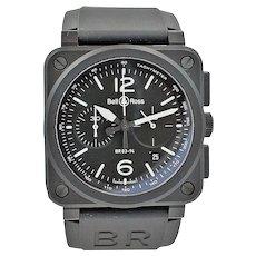 Bell & Ross BR03-92 Black Matte Watch