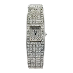 46.38 Carat Diamond Watch by Christopher Designs
