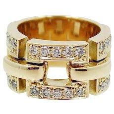 Hellmuth Diamond Ring