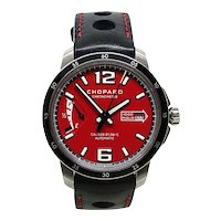 Chopard Stainless Steel Millie Miglia Model 168566-3002 Limited Edition Watch