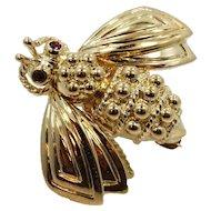 18K Tiffany & Co. Bee Pin
