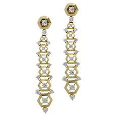 Maria Canale Flexible Dangle Earrings