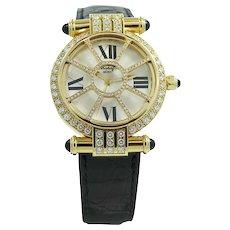 18K Chopard Imperiale Watch with Diamonds