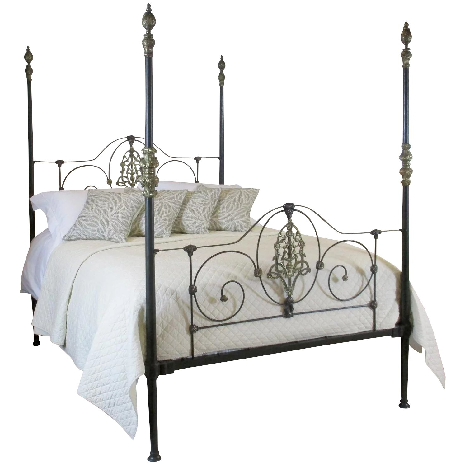 Victorian Four Poster Bed Seventh Heaven Rubylux