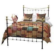 Victorian Double Bed