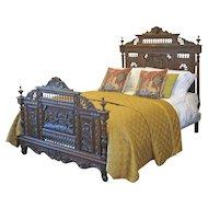 Superb Breton Oak Bed