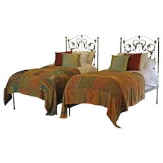Matching Pair of Single Beds