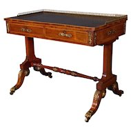 A Regency Writing Table Attributed to John McLean