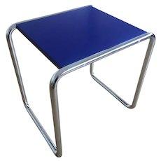 Marcel Breuer 'B 9' stool, 1927