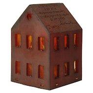 "Gaetano Pesce ""casa fuego"" 2007"