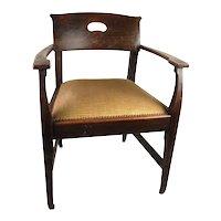 Richard Riemerschmid armchair for Deutsche Werkstätten Hellerau 1902