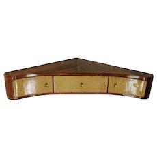 Corner console, Italy 1930/40's