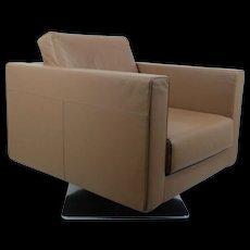 Jasper Morrison 'Park Swivel' armchair, Vitra 2004