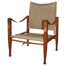 'Safari Chair', Kaare Klint 1950's