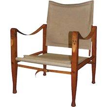 'Safari Chair', Kaare Klint 1950's