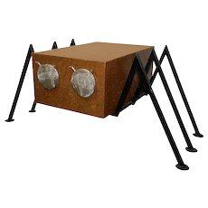 """Gerd Schulz-Pilath """"Tarantula"""" 1979, Unique Side Table"""