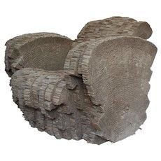Frank Gehry 'Little Beaver', armchair 1980