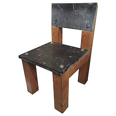 Christoph R. Siebrasse 'Madma' chair 1988