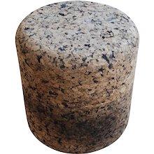 Jasper Morrison 'Corks' stool, 2002