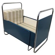 'Bauhaus' children bed, 1930's