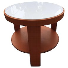 Josef Frank 'Mod. T 142', Side Table, Thonet-Mundus Ges.m.b.H, 1920's