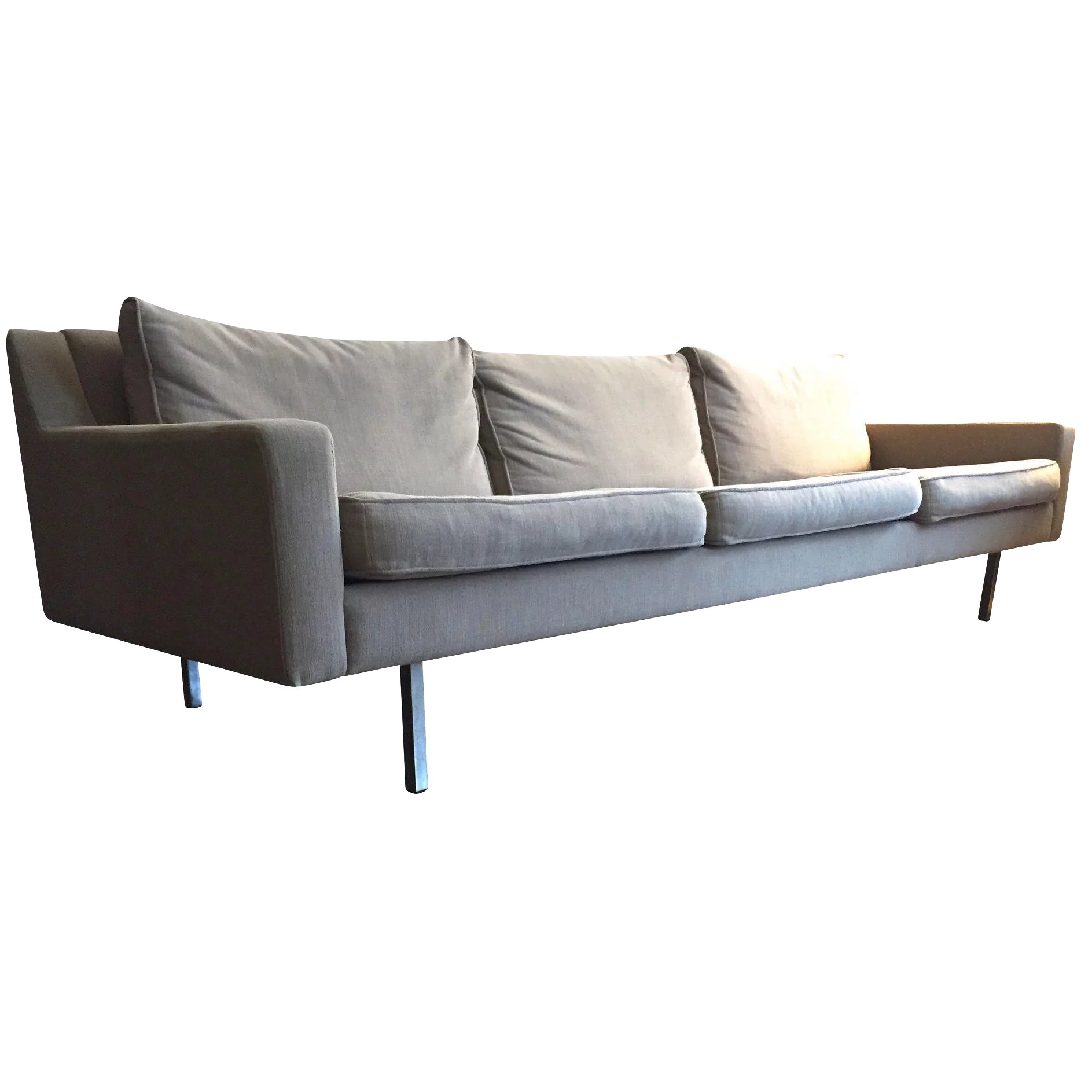 Edward Wormley Sofa, Ljungs Industrier/DUX, 1960u0027s : Martin Bohn + Partner  | RubyLUX