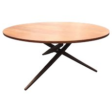 Jörg Bally 'S.T', coffee table, 1954