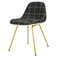 Eames La Fonda Side Chair Checkers