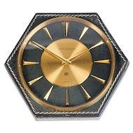 Hermès Jaeger-LeCoultre Table Clock 1964