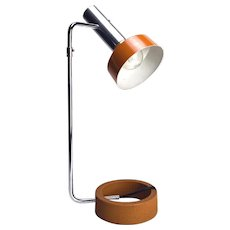 Baltensweiler Minilux Desk Lamp 1960's