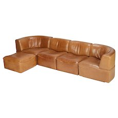 Swiss De Sede Modular Sofa DS-15 1970